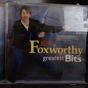 Greatest Bits by Jeff Foxworthy (CD, Oct-1999, War
